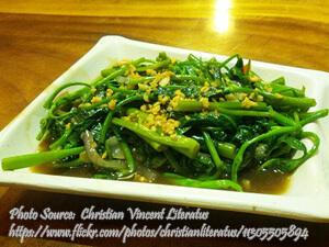 Adobong Kangkong Okra Or Sigarilyas Kawaling Pinoy Tasty Recipes