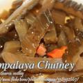 Ampalaya or Bitter Gourd Chutney