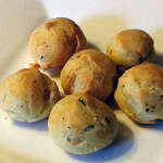 Blue Cheese Puffs