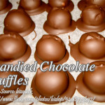 Brandied Chocolate Truffles