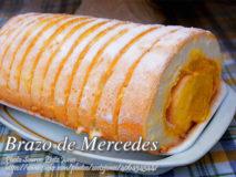 Brazo de Mercedes (Egg Meringue Roll)