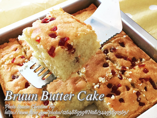 Bruun Butter Cake