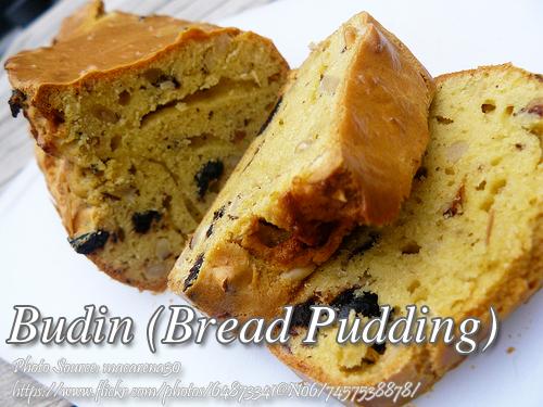 Budin Bread Pudding