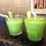 Buko Pandan Melon Cooler
