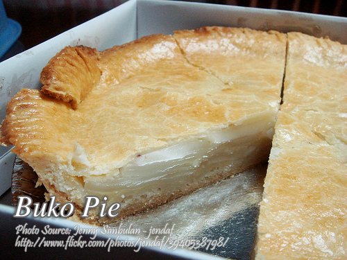 Buko Pie Kawaling Pinoy Tasty Recipes