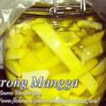 Burong Mangga (Fermented Green Mangoes)