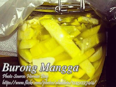 Burong Mangga