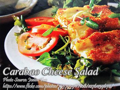Carabao Cheese Salad