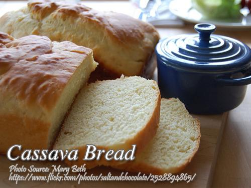 Cassava Quickbread
