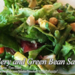 Celery and Green Bean Salad