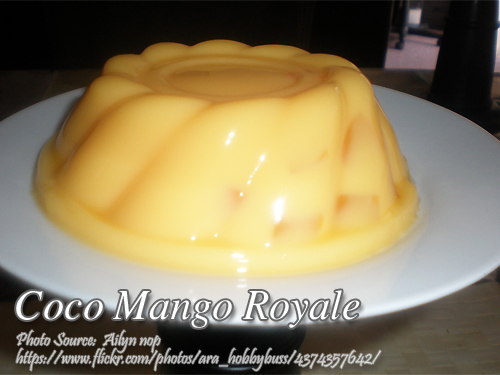 Coco Mango Royale