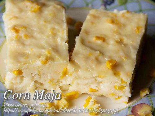 Corn Maja