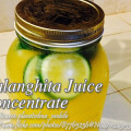 Dalanghita Juice Concentrate
