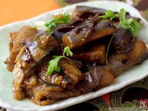 Eggplant Asado