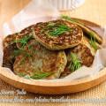 Eggplant Pancakes