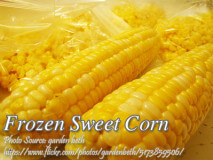 Frozen Cream-Style Sweet Corn