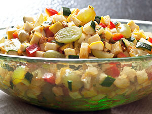 Fruit Vegetable Salad Kawaling Pinoy Tasty Recipes