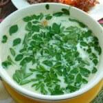 Ginataang Malunggay