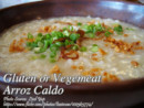 Gluten or Vegemeat Arroz Caldo