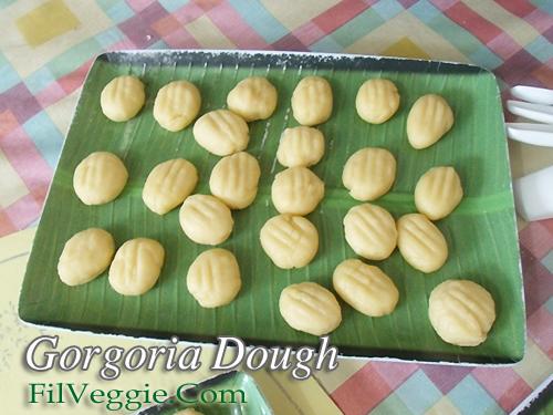 Gorgoria Dough