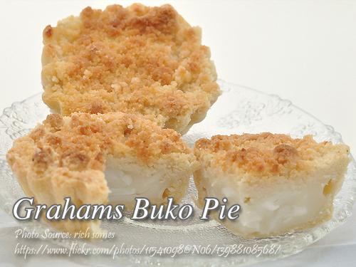 Grahams Buko Pie