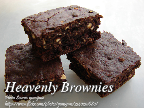 Heavenly Brownies
