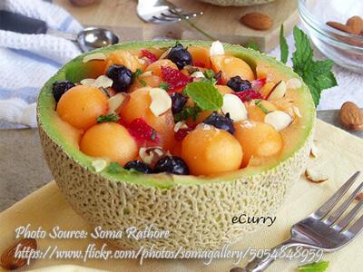 Honeydew Salad