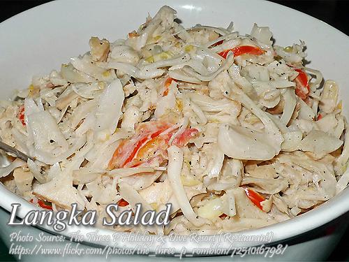 Langka Salad