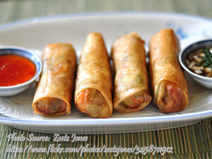 Lumpiang Buko