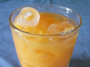 Melon And Kalamansi Juice