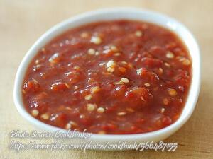 Mild Chili Sauce