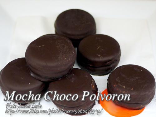 Mocha Choco Polvoron