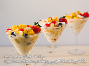 Papaya-Apple Salad