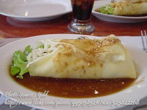 Papaya Lumpia