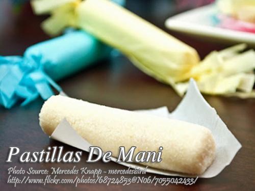 Pastillas De Mani or Pili