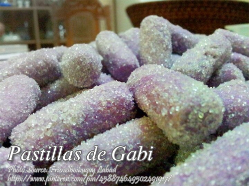 Pastillas de Gabi
