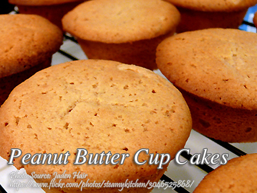 Peanut Butter Cup Cakes