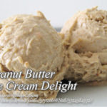 Peanut Butter Ice Cream Delight