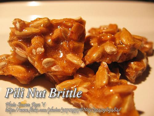 Pili Nut Brittle