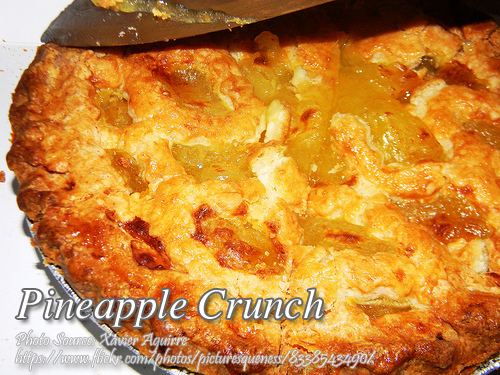 Pineapple Crunch