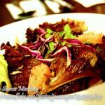 Pomelo – Lettuce Salad