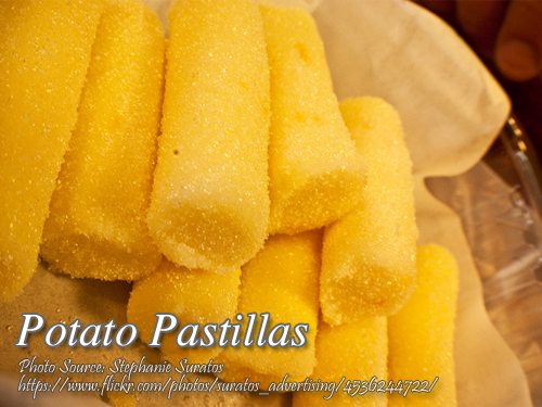 Potato Pastillas