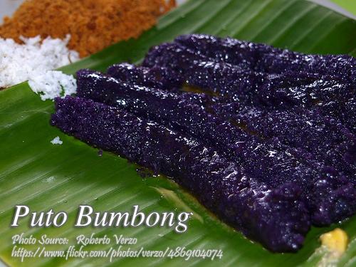 Puto Bumbong