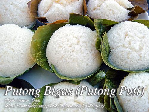 Putong Bigas