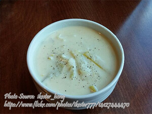 Quick Potato Soup