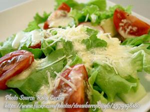 Radish Tomato Salad