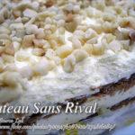 Gateau Sans Rival