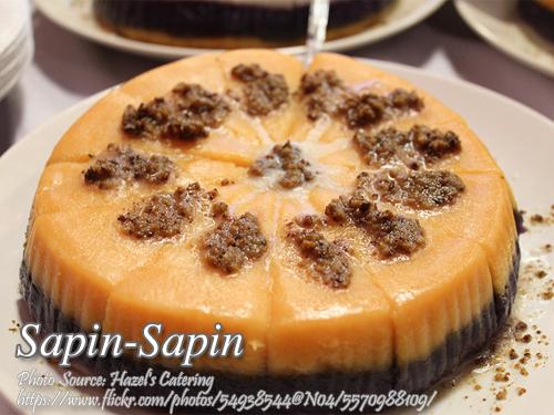 Sapin-Sapin Gelatin Based