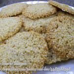 Sesame Seed Wafers
