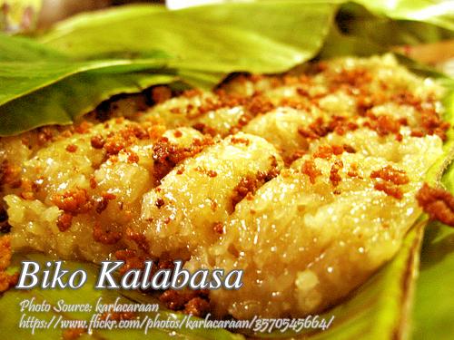 Biko Kalabasa (Squash Biko)
